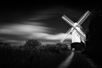 Sussex windmills Jack and Jill